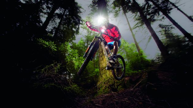 Headlamps for bycicles