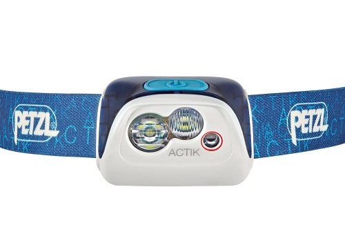 Petzl Actik Headlamp Front Lamp Review